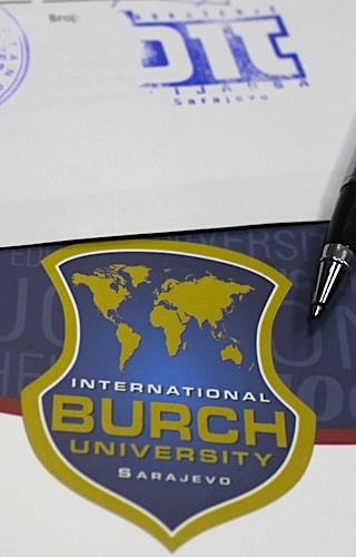 Cooperation with BURCH University