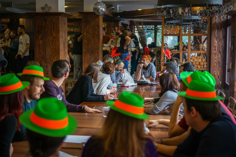 Infobip sarajevski tim na godišnjem događaju Bjelašnica Winter Impact 2018