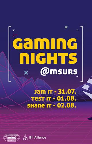 Gaming Nights