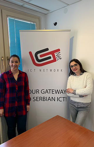 ICT NET SRBIJA